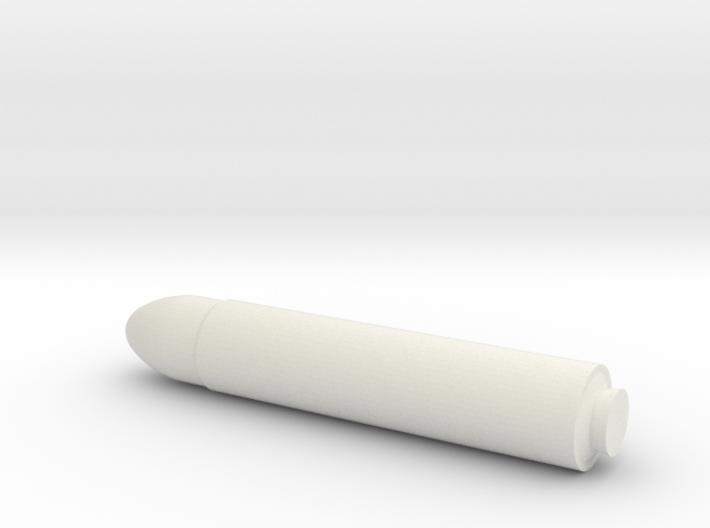1/144 Scale UGM-96 Trident I C4 SLBM 3d printed