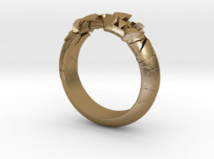 Ring explosion. 3d printed