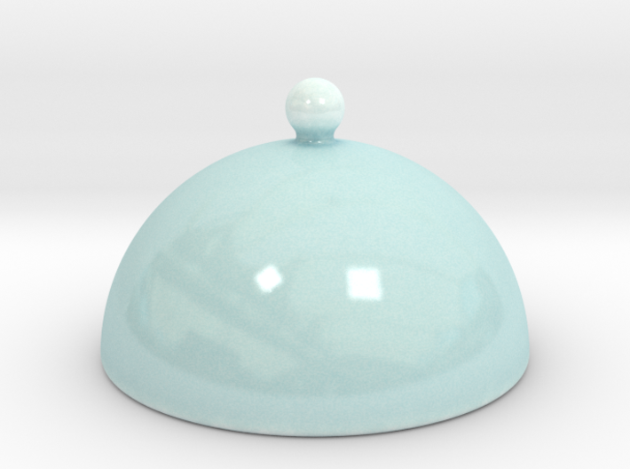 Dome For Cake Stand B 3d printed