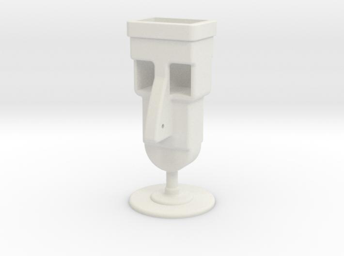 Q-tip Holder 3d printed
