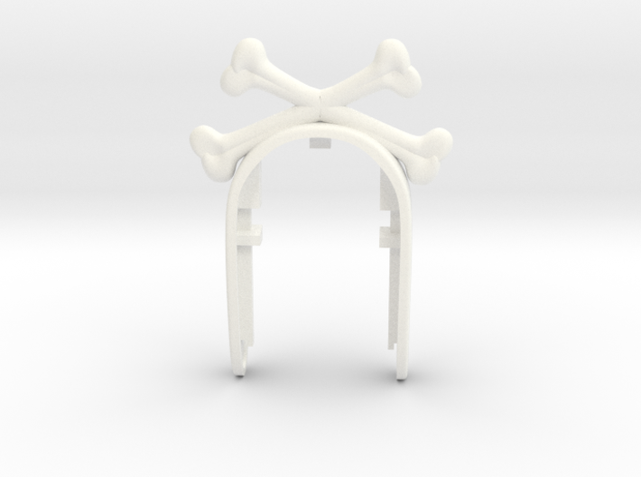 KEY FOB BONE for MINI COOPER F54, F55, F56, F57 3d printed