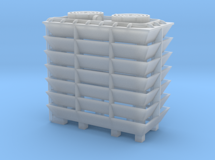 Cooling Tower - Zscale 3d printed