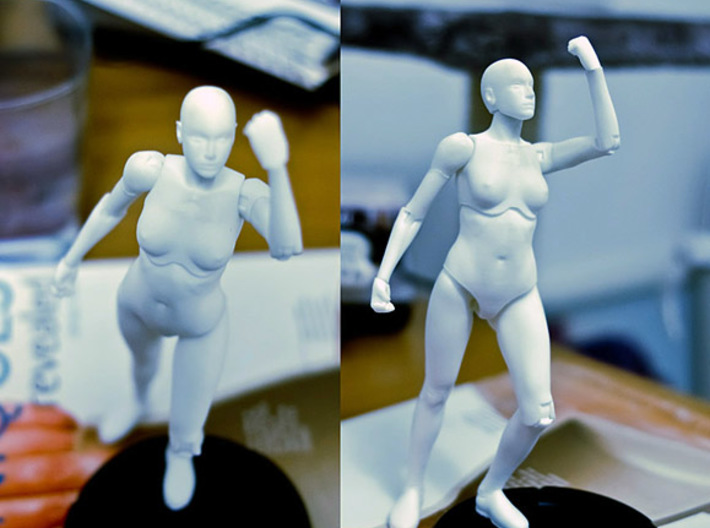 FB01-Body-01  7inch 3d printed