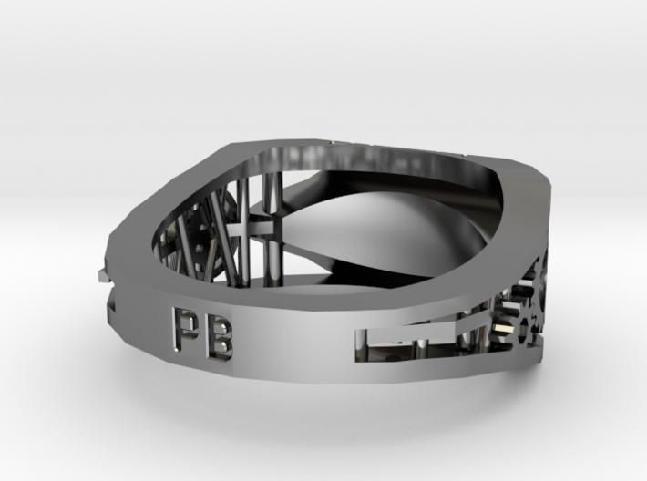 Class Ring 3d printed