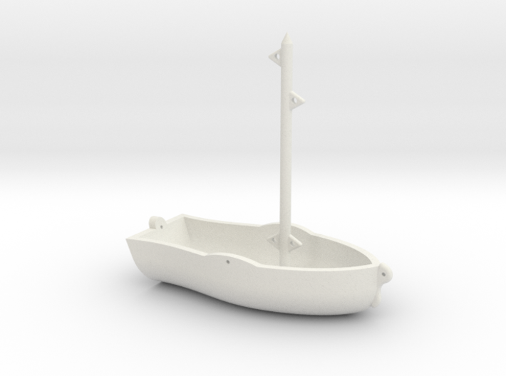 Ready For Sails 3d printed