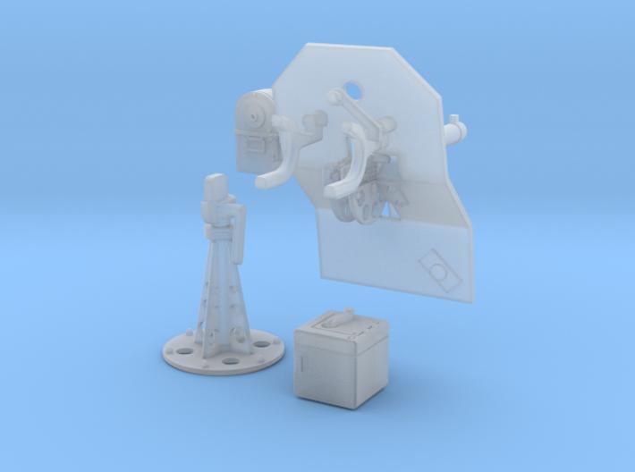1-56 Cal 50 Pedestal Mount M39 3d printed