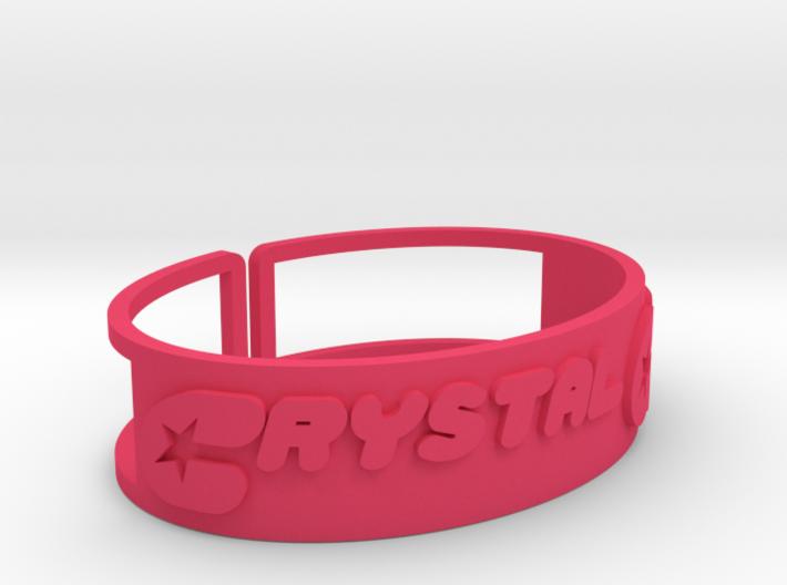 Crystal Gems 3d printed