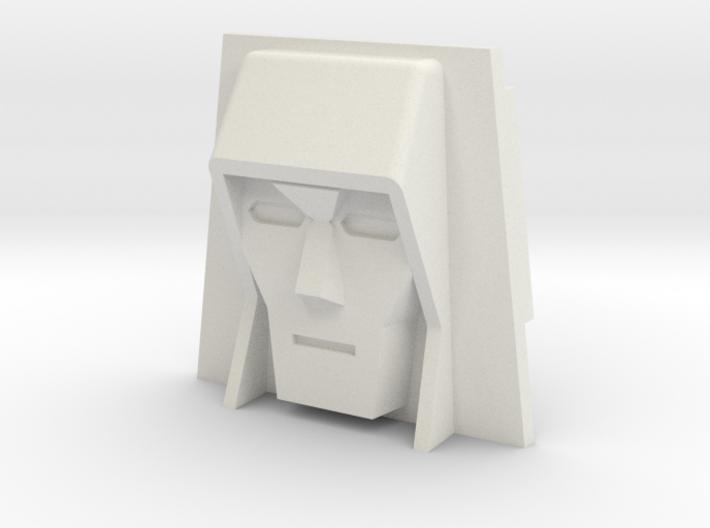 Motormaster face plate 3d printed