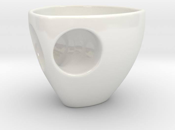 Metaxas & Sins Holyspresso Espresso Cup 3d printed
