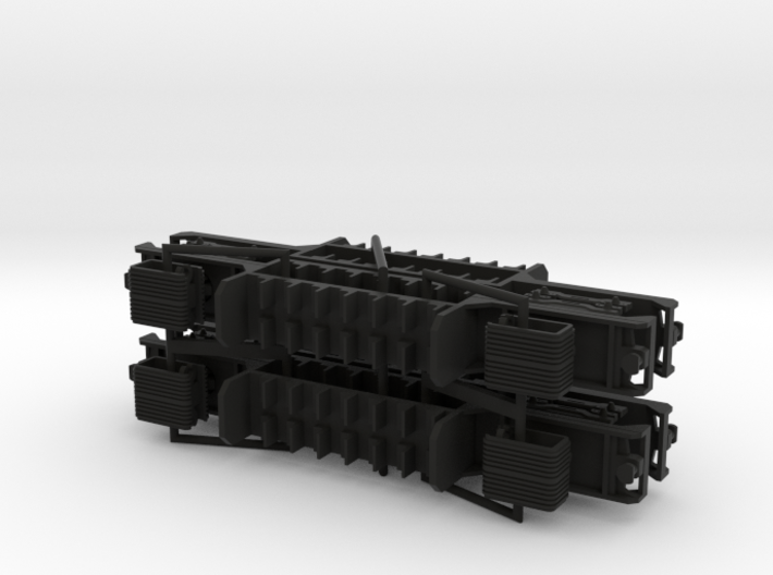 N05B - A Set Waratah Trailer Chassis - Part B 3d printed
