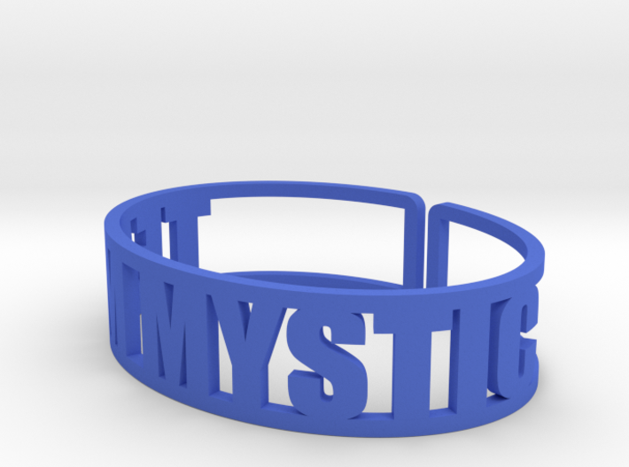 Team Mystic 3d printed