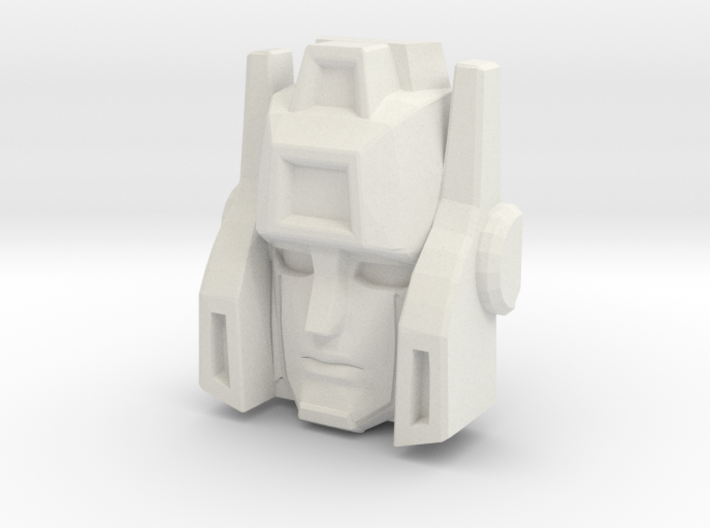 Sideswipe, Sunbow Face (Titans Return) 3d printed