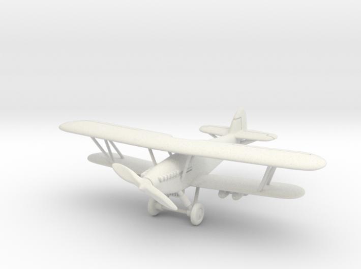 Hawker Hart 1/144 3d printed