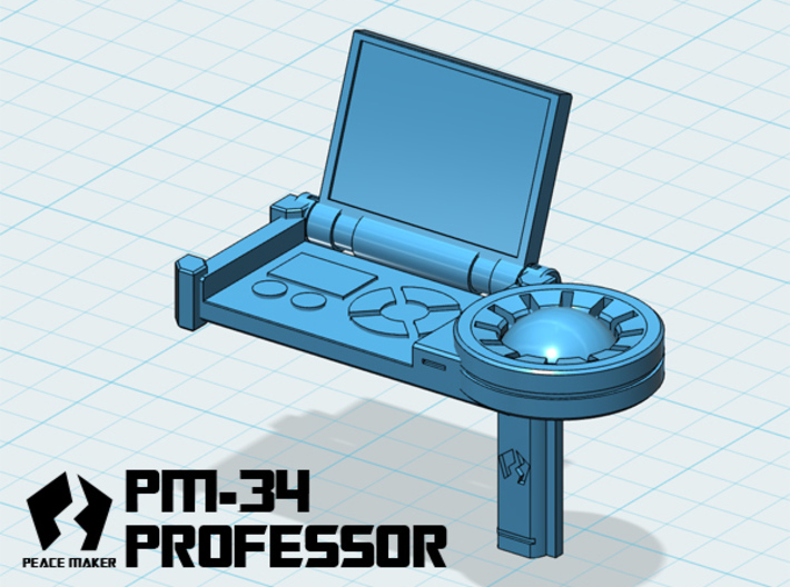 PM-34 PROFESSOR 3d printed