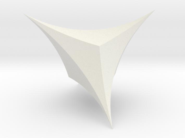 Figure eight 3d printed