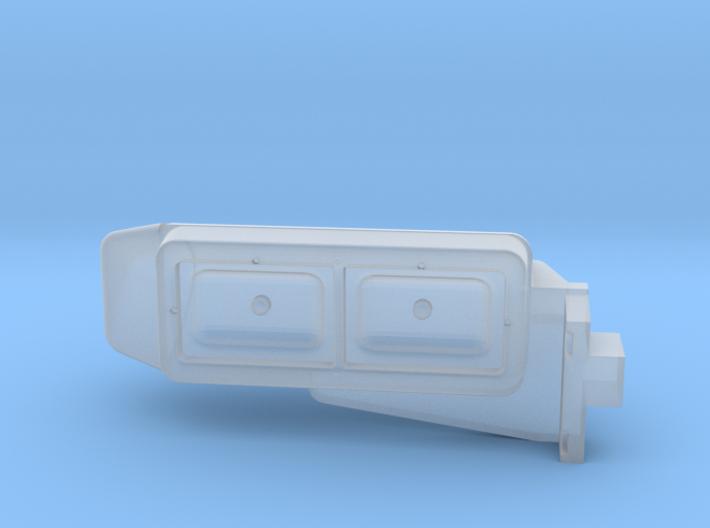 1/24 peterbilt 379 right Light asm 3d printed