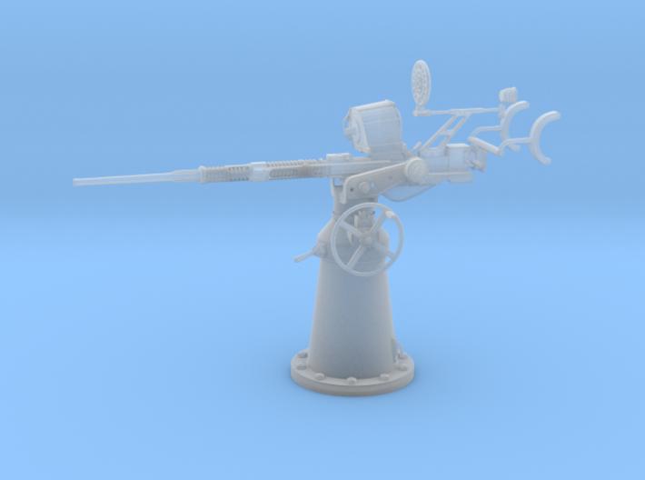 1/16 20mm Oerlikon Mk4 w/o Shield 3d printed