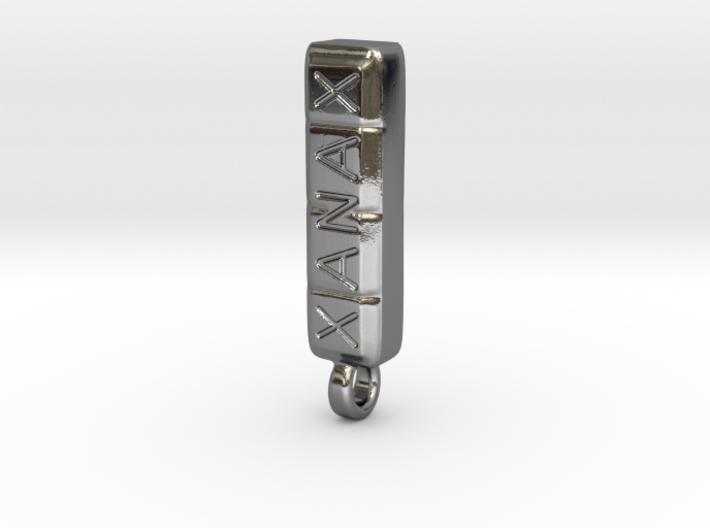XANAX BAR 3d printed