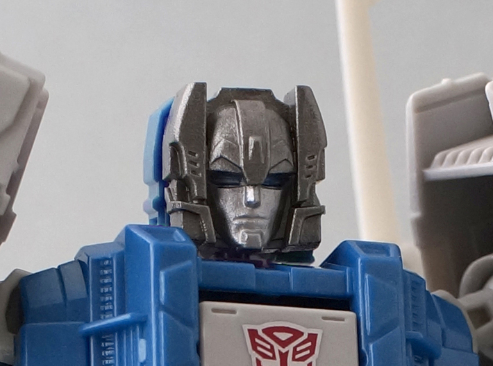Highbrow g1toy for titans return 3d printed paint sample
