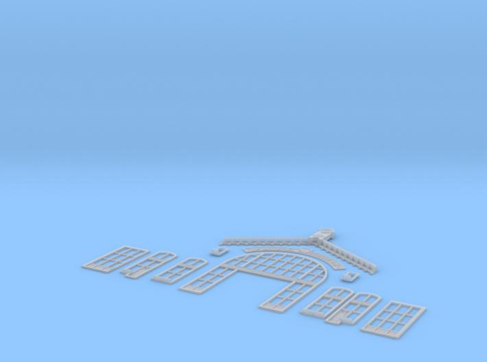 NUsch01b -  Large factory 3d printed