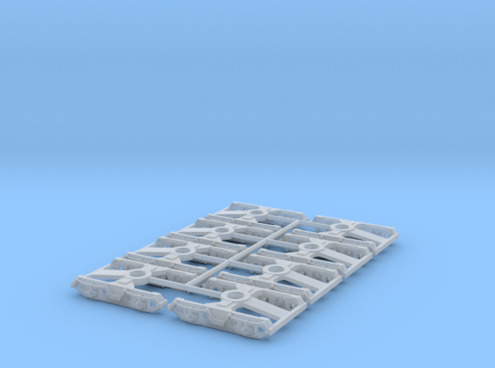 7113 N 8 Drehgestelle Minitrix OOt(z) 50 3d printed