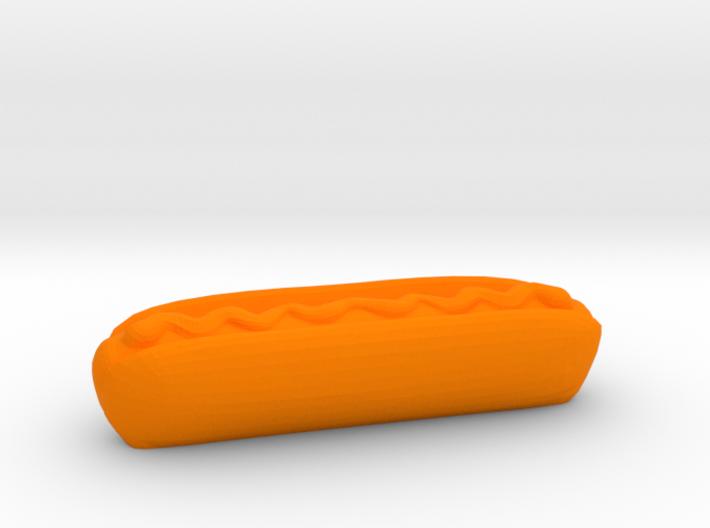 Hotdog 3d printed