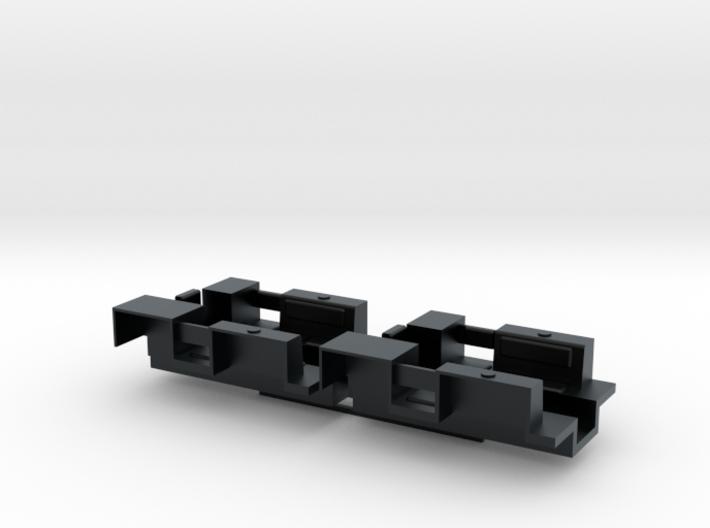 7201A • 2×M9A1 Half-track Body 3d printed
