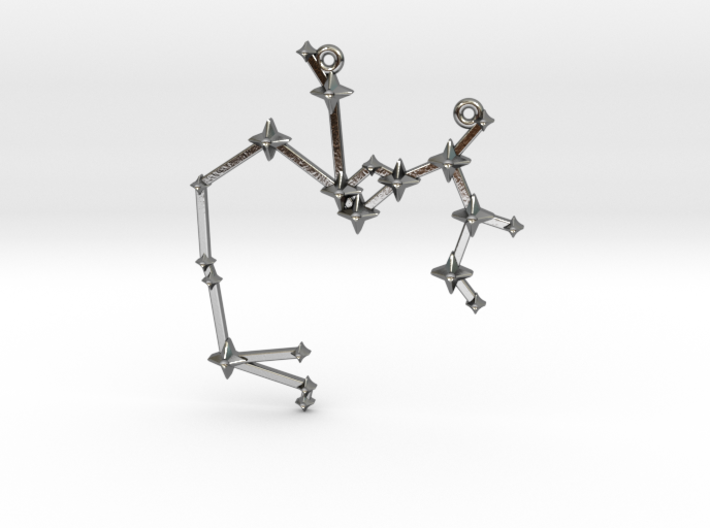 The Constellation Collection - Sagittarius 3d printed