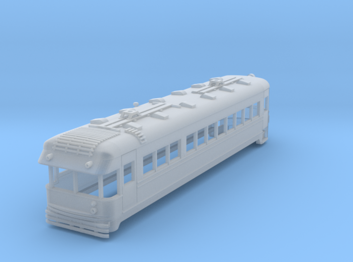 LVT 1000 Lightweight HO scale 3d printed