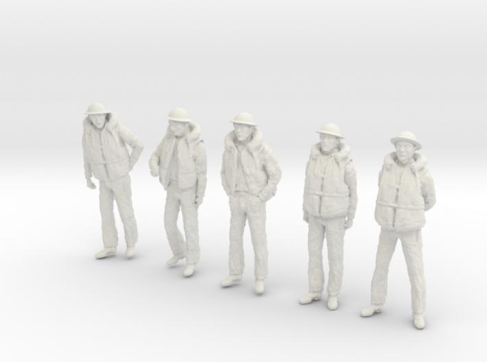 1-20 US Navy Sailors Combat SET 2-11 3d printed