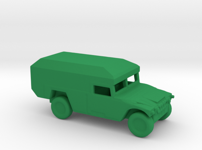1/200 Scale HUMVEE Mini-Ambulance M996 3d printed