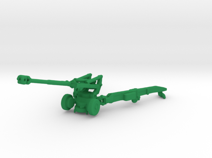 1/200 Scale M198 155mm Howitzer 3d printed