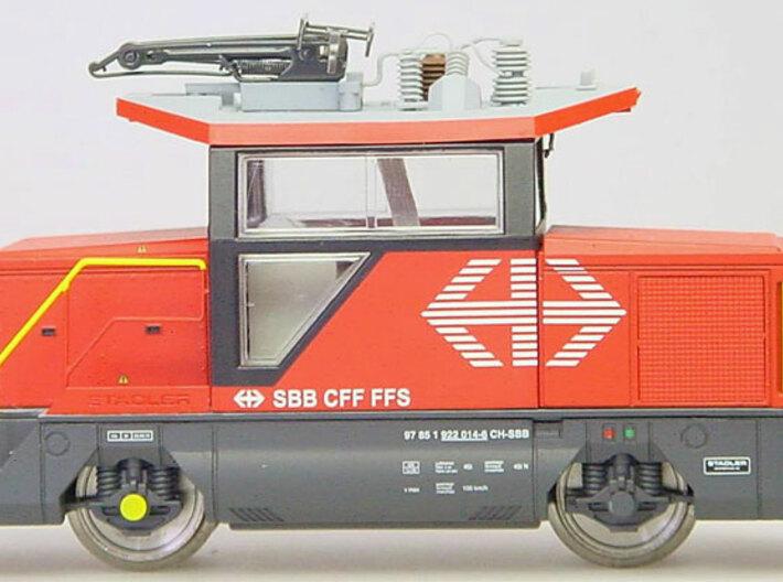 Ee922 Sbb Komplett Scale TT 3d printed