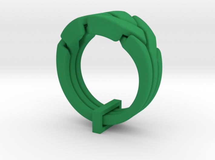 OoO Ring 3d printed