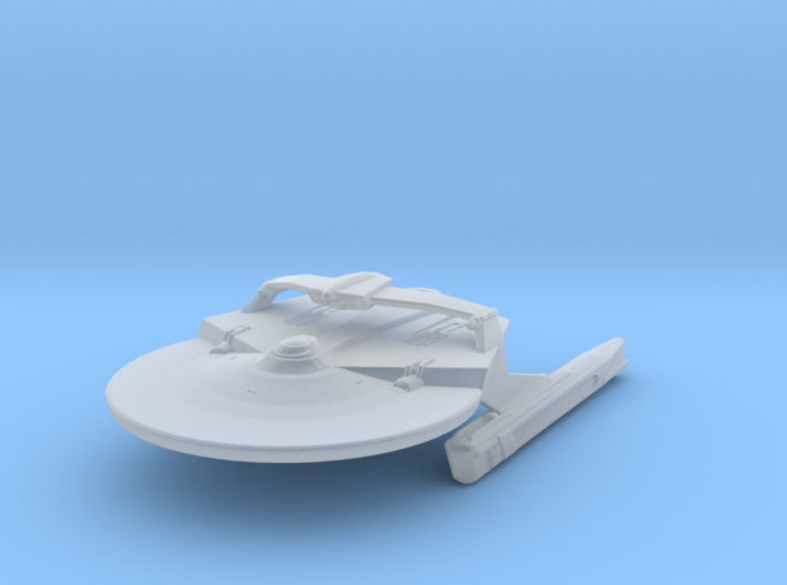 USS Trial NCC-1948 Attack Wing 3d printed
