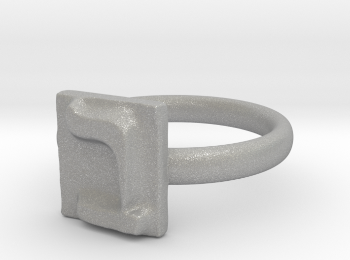 02 Bet Ring 3d printed