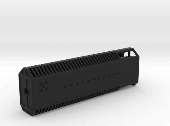 Grammaton Monoblock Mock Silencer - Suppressor 3d printed