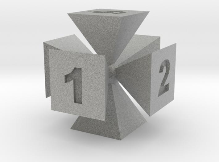Die | Six sided 3d printed