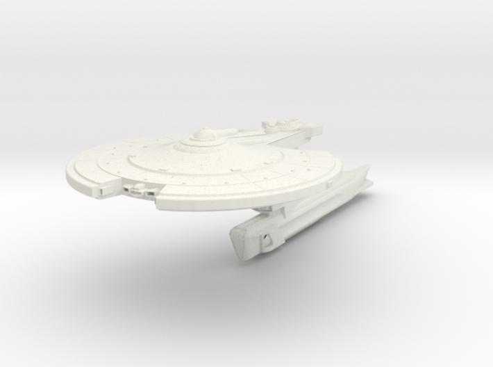 Midfrie Class II Destroyer 3d printed
