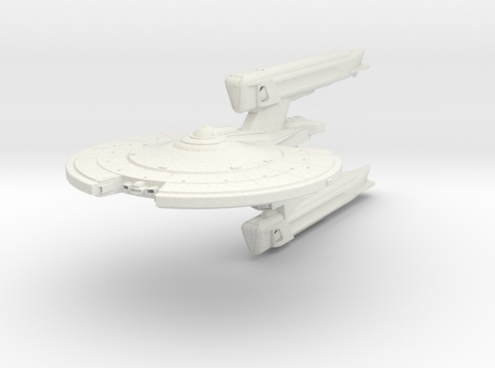 Midfrie Class I Destroyer 3d printed