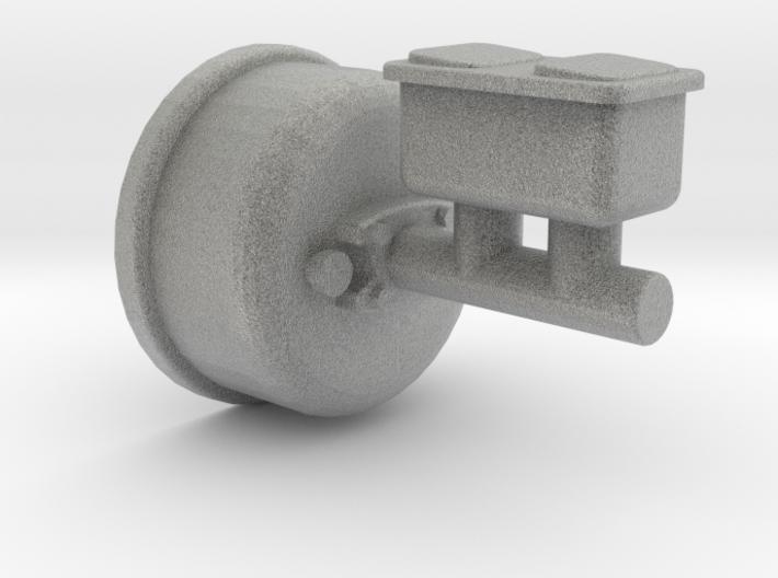 1/10 scale Crawler Brake Booster 3d printed