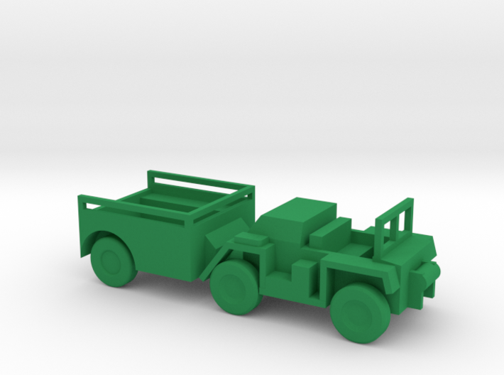 1/100 Scale M561 Gama Goat Open 3d printed