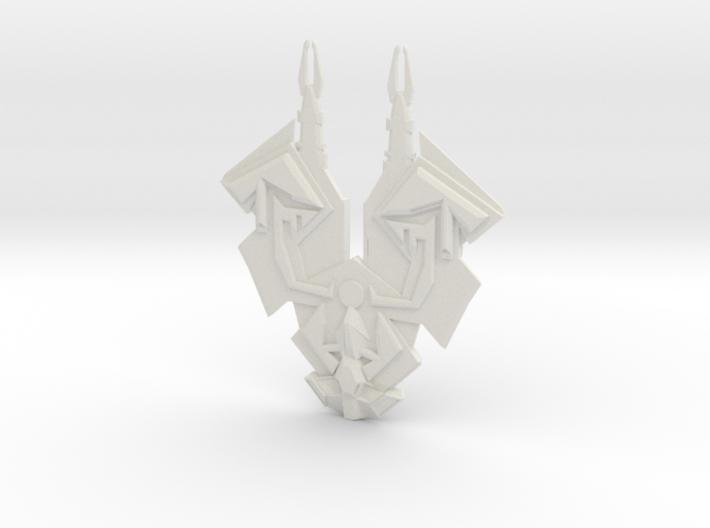 Cardassian Kunvak Class  3d printed
