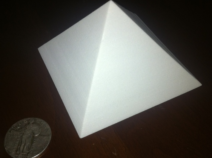 Great Pyramid 3d printed