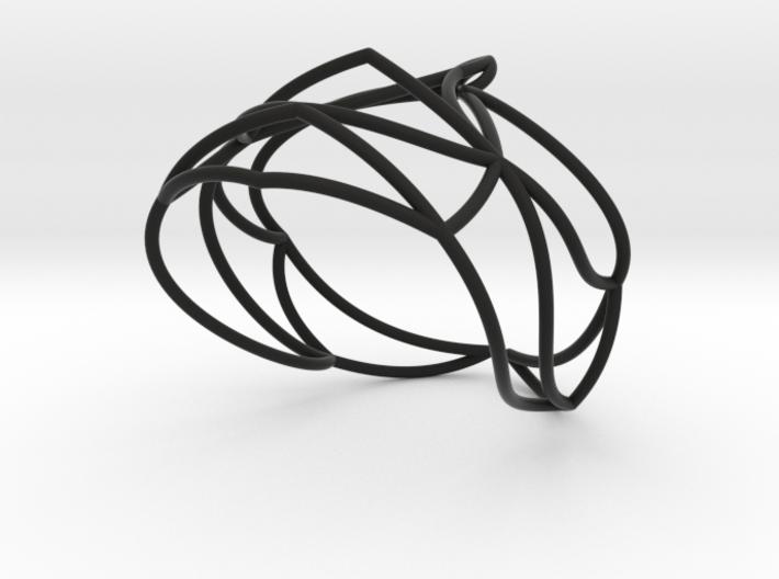 Nouv Bracelet 3d printed