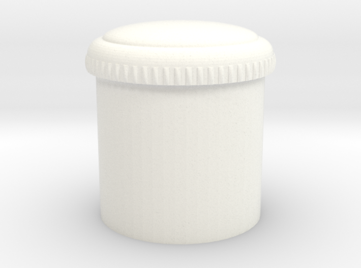 Wessex Fuel Cap 3d printed