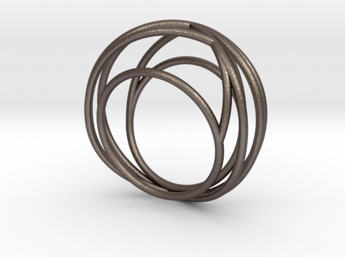 Nouv I (Medium) 3d printed