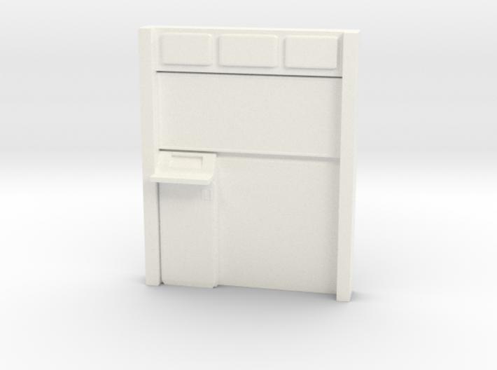 Medical Pod 3d printed
