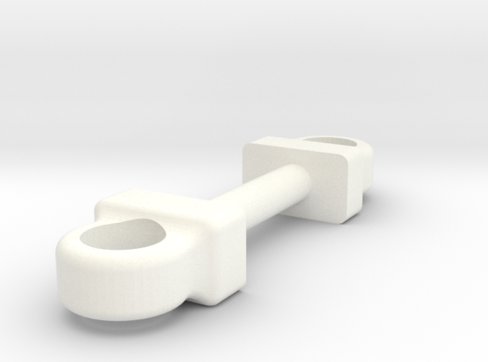 Wessex Pipe Holder Pair 3d printed