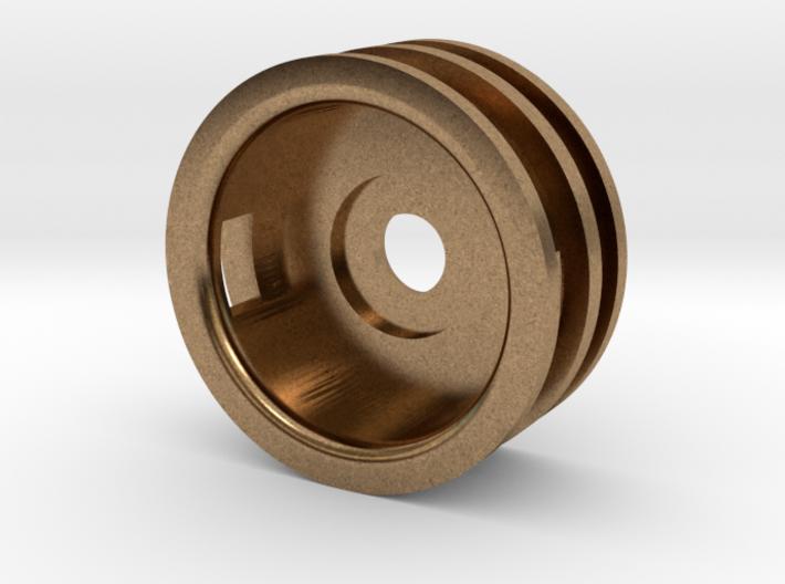Truck Clutch piston 3d printed